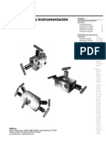 79011 NEW Instrument Manifolds Catalog SPA