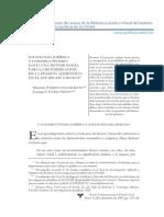 Sociologia Juridica y Constructivismo Caceres