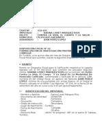 Formalizacion de La Investigacion Preparatoria.