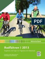 Münsterland Reiseführer Radtouren, empfohlen von Reiseführer-Buchhandlung Reise.BuchOn