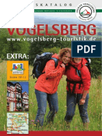 Vogelsberg Reiseführer, empfohlen von Reiseführer-Buchhandlung Reise.BuchOn