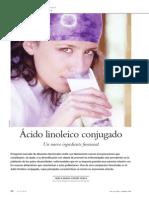 Ácido linoleico conjugado. Un nuevo ingrediente funcional
