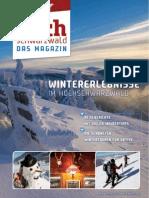 Schwarzwald Reiseführer Winterurlaub, empfohlen von Reiseführer-Buchhandlung Reise.BuchOn