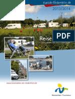Niederrhein Campingführer, empfohlen von Reiseführer-Buchhandlung Reise.BuchOn