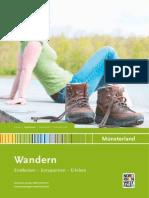 Münsterland Wanderführer, empfohlen von Reiseführer-Buchhandlung Reise.BuchOn