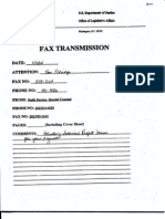 T5 B61 VIP Fdr- 2-15-02 Wainstein Memo Re Final Report on Interview Project 225