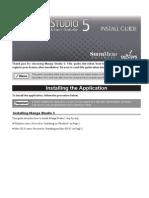 MangaStudio 5.0.2 Installation Guide