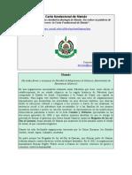 Carta Fundacional Hamas