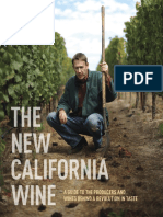 The New California Wine by Jon Bonné - Excerpt