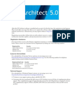 Sony CD Architect 5.0 Manual