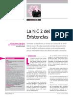 Revista Contable Nic 2