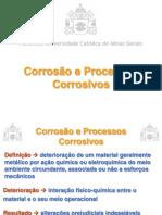 Processos corrosivos