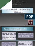 Transmisión de Señales digitales