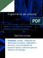 Ing.planta