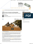 Egypt, The 'War on Terrorism' and Islamophobia - Opinion - Al Jazeera English