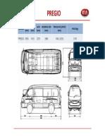 Dimensiones Vehiculos Kia