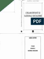 128852772 L Islam Devant Le National Socialisme Saida SAVITRI