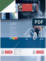 Catalogo Filtros 2007 Bosch