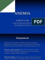 1 Anemia_ Caso Clinico