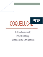 Coqueluche Clinica Modo de Compatibilidad