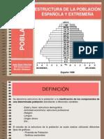 Estructura de La Poblacin Espaola 1202679237871784 2