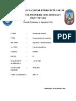Informe de Granulometria Tamizado