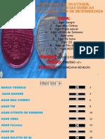 microbiología AGAR----