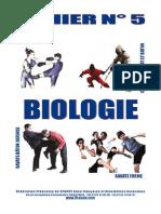 Cahier 5 Biologie