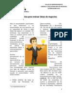 Herramientas para evaluar ideas de negocios.pdf