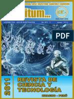Revista Infinitum Vol. 1 N° 01 - 2011