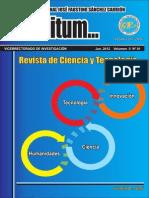 Revista Infinitum Vol. 2 N° 01 - 2012