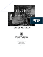 Florida Cracker Family Teacher Materials