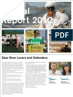 International Rivers 2012 Annual Report