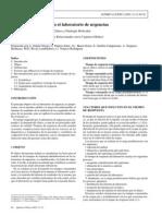 Urgencia-B-Tiempo de Respuesta en El Laboratorio de Urgencias (2002)
