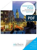 Nielsen Global AdView Pulse Q3 2012