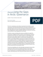 Addressing the Gaps in Arctic Governance, by Mark E. Rosen and Patricio Asfura-Heim