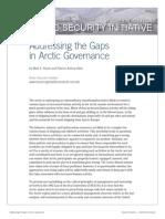 Addressing the Gaps in Arctic Governance, by Mark E. Rosen and Patricio Asfura-Heim