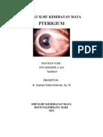 Referat Rini Pterigium