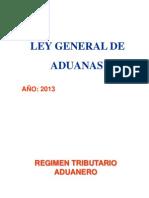 2.- Regimen Tributario Aduanero