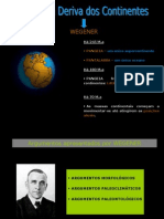 Deriva Dos Continentes (2)