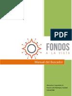 Manual Del Buscador Fondos a La Vista Rev 22012013