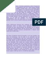 Cosmognosis - Las Pléyades y Alcione