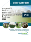 Sheep Booklet Farming Sheep Sustainably.