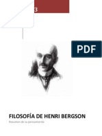 Filosofía de Henri Bergson_2