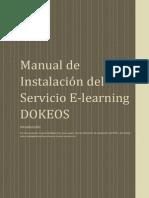 Manual de Instalación del Servidor Dokeos