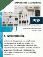 componentes electronicos 2013