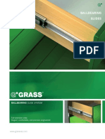 Grass Ball Bearing Drawers