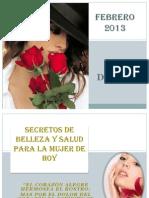 3.3. El Secreto de Salud Para La Mujer de Hoy