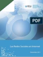 Diciembe 2011 Onsit Redes Sociales