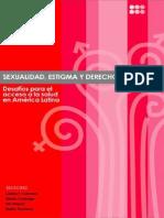 Sexualidad, Estigma y Derechos Humanos
